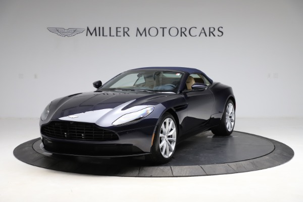 New 2021 Aston Martin DB11 Volante Convertible for sale $274,916 at Maserati of Westport in Westport CT 06880 22