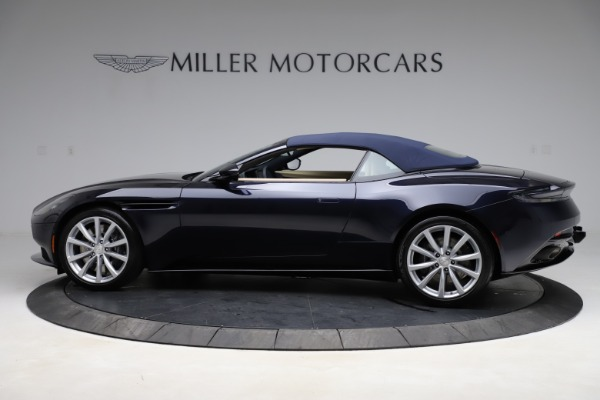 New 2021 Aston Martin DB11 Volante Convertible for sale $274,916 at Maserati of Westport in Westport CT 06880 23