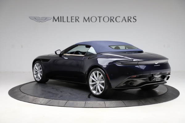 New 2021 Aston Martin DB11 Volante Convertible for sale $274,916 at Maserati of Westport in Westport CT 06880 24