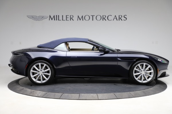 New 2021 Aston Martin DB11 Volante Convertible for sale $274,916 at Maserati of Westport in Westport CT 06880 26