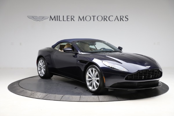 New 2021 Aston Martin DB11 Volante Convertible for sale $274,916 at Maserati of Westport in Westport CT 06880 27