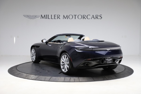 New 2021 Aston Martin DB11 Volante Convertible for sale $274,916 at Maserati of Westport in Westport CT 06880 4