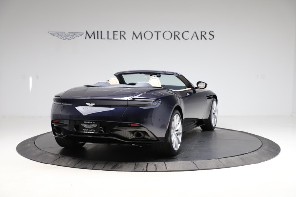New 2021 Aston Martin DB11 Volante Convertible for sale $274,916 at Maserati of Westport in Westport CT 06880 6