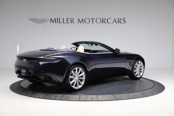 New 2021 Aston Martin DB11 Volante Convertible for sale $274,916 at Maserati of Westport in Westport CT 06880 7