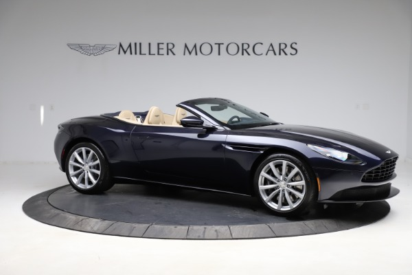 New 2021 Aston Martin DB11 Volante Convertible for sale $274,916 at Maserati of Westport in Westport CT 06880 9