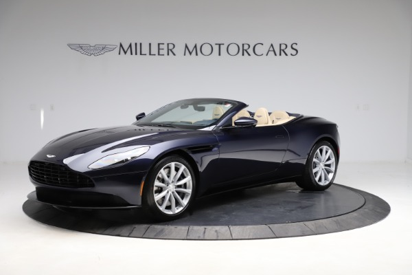 New 2021 Aston Martin DB11 Volante Convertible for sale $274,916 at Maserati of Westport in Westport CT 06880 1