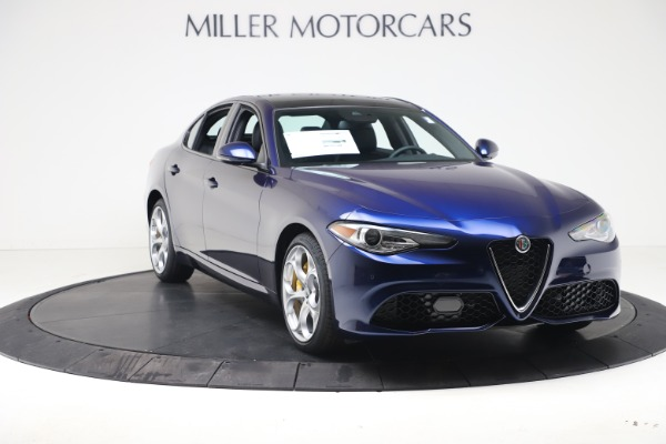 New 2021 Alfa Romeo Giulia Ti Sport Q4 for sale $52,100 at Maserati of Westport in Westport CT 06880 11