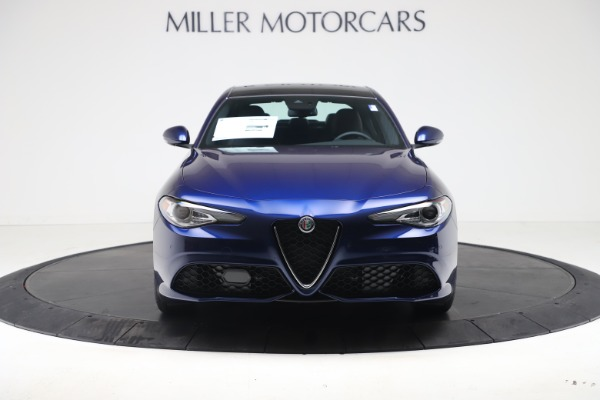 New 2021 Alfa Romeo Giulia Ti Sport Q4 for sale $52,100 at Maserati of Westport in Westport CT 06880 12