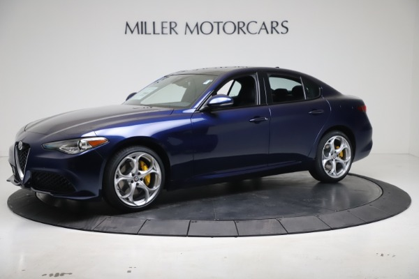 New 2021 Alfa Romeo Giulia Ti Sport Q4 for sale $52,100 at Maserati of Westport in Westport CT 06880 2