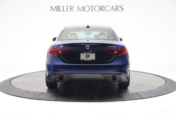 New 2021 Alfa Romeo Giulia Ti Sport Q4 for sale $52,100 at Maserati of Westport in Westport CT 06880 6
