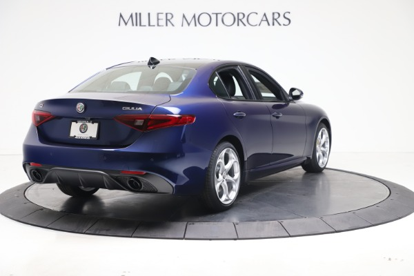 New 2021 Alfa Romeo Giulia Ti Sport Q4 for sale $52,100 at Maserati of Westport in Westport CT 06880 7