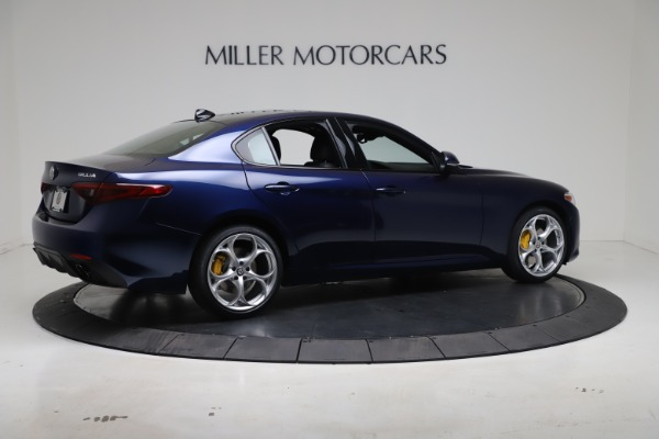New 2021 Alfa Romeo Giulia Ti Sport Q4 for sale $52,100 at Maserati of Westport in Westport CT 06880 8