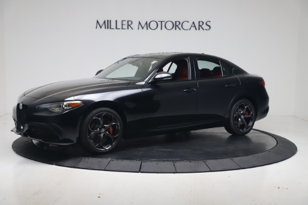 New 2021 Alfa Romeo Giulia Ti Sport Q4 for sale $56,300 at Maserati of Westport in Westport CT 06880 2