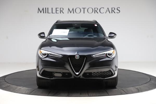 New 2021 Alfa Romeo Stelvio Ti Sport Q4 for sale $54,950 at Maserati of Westport in Westport CT 06880 12