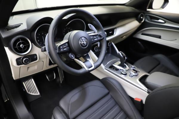 New 2021 Alfa Romeo Stelvio Ti Sport Q4 for sale $54,950 at Maserati of Westport in Westport CT 06880 13