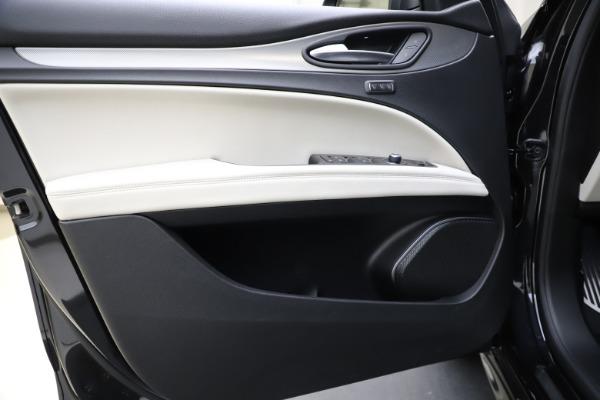 New 2021 Alfa Romeo Stelvio Ti Sport Q4 for sale $54,950 at Maserati of Westport in Westport CT 06880 17