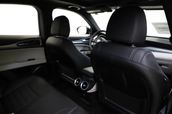 New 2021 Alfa Romeo Stelvio Ti Sport Q4 for sale $54,950 at Maserati of Westport in Westport CT 06880 28