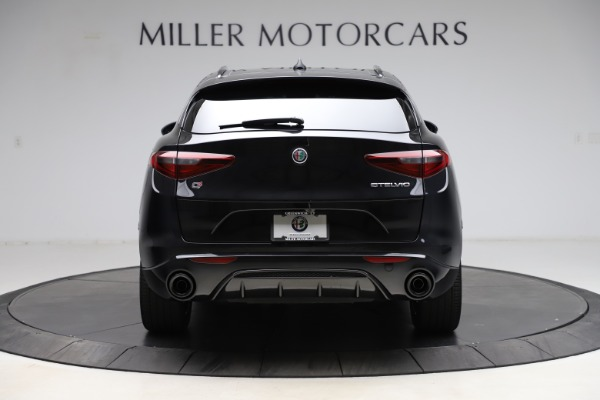 New 2021 Alfa Romeo Stelvio Ti Sport Q4 for sale $54,950 at Maserati of Westport in Westport CT 06880 6