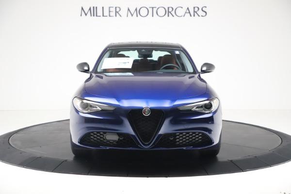New 2021 Alfa Romeo Giulia Ti Q4 for sale $51,100 at Maserati of Westport in Westport CT 06880 12