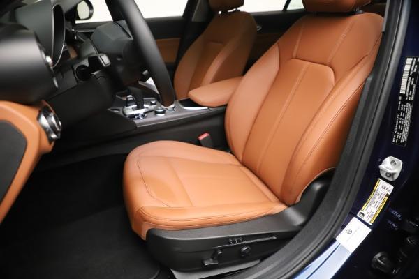 New 2021 Alfa Romeo Giulia Ti Q4 for sale $51,100 at Maserati of Westport in Westport CT 06880 15
