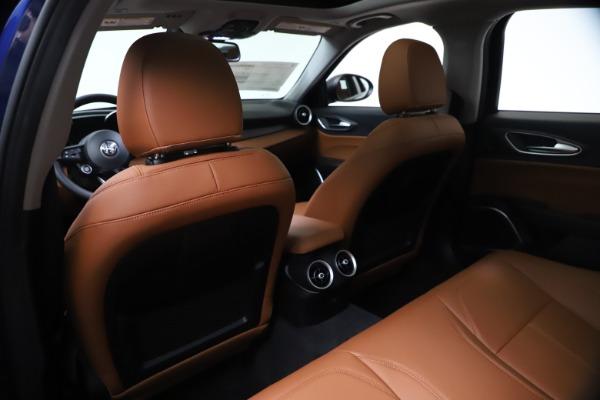 New 2021 Alfa Romeo Giulia Ti Q4 for sale $51,100 at Maserati of Westport in Westport CT 06880 20