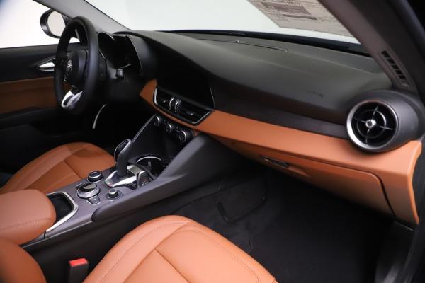 New 2021 Alfa Romeo Giulia Ti Q4 for sale $51,100 at Maserati of Westport in Westport CT 06880 22