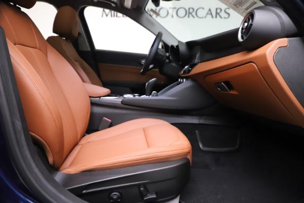New 2021 Alfa Romeo Giulia Ti Q4 for sale $51,100 at Maserati of Westport in Westport CT 06880 23
