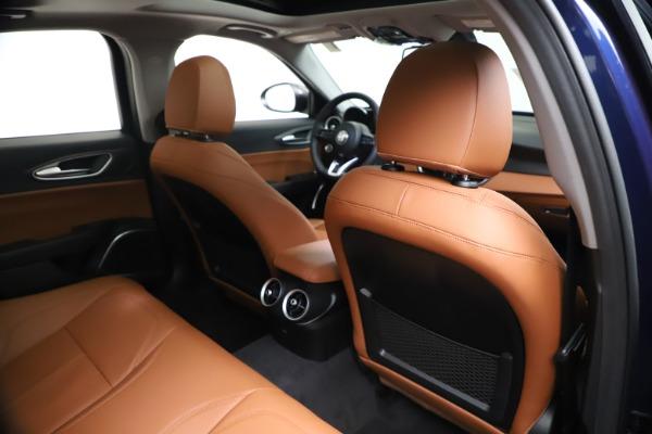 New 2021 Alfa Romeo Giulia Ti Q4 for sale $51,100 at Maserati of Westport in Westport CT 06880 28