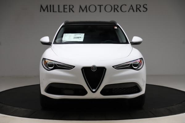 New 2021 Alfa Romeo Stelvio Q4 for sale $47,985 at Maserati of Westport in Westport CT 06880 12