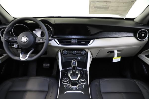 New 2021 Alfa Romeo Stelvio Q4 for sale $47,985 at Maserati of Westport in Westport CT 06880 16