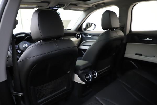 New 2021 Alfa Romeo Stelvio Q4 for sale $47,985 at Maserati of Westport in Westport CT 06880 20