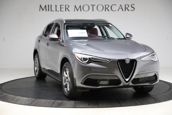 New 2021 Alfa Romeo Stelvio Q4 for sale $48,050 at Maserati of Westport in Westport CT 06880 11