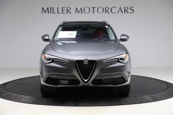 New 2021 Alfa Romeo Stelvio Q4 for sale $48,050 at Maserati of Westport in Westport CT 06880 12