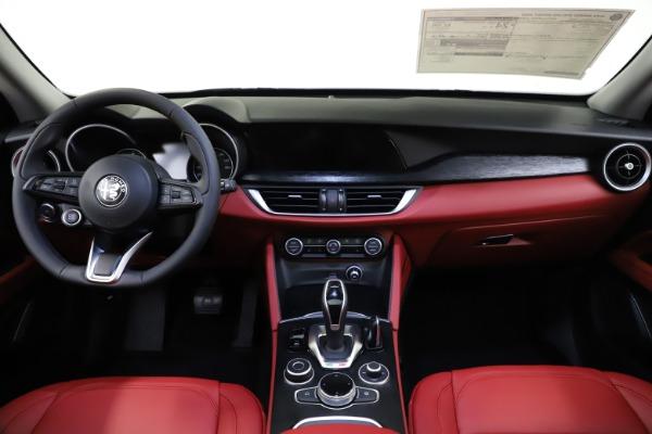 New 2021 Alfa Romeo Stelvio Q4 for sale $48,050 at Maserati of Westport in Westport CT 06880 16