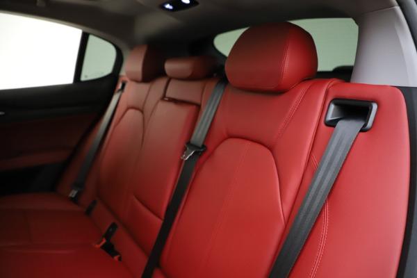 New 2021 Alfa Romeo Stelvio Q4 for sale $48,050 at Maserati of Westport in Westport CT 06880 18