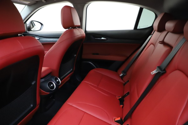 New 2021 Alfa Romeo Stelvio Q4 for sale $48,050 at Maserati of Westport in Westport CT 06880 19
