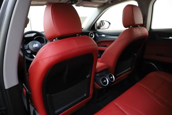 New 2021 Alfa Romeo Stelvio Q4 for sale $48,050 at Maserati of Westport in Westport CT 06880 20