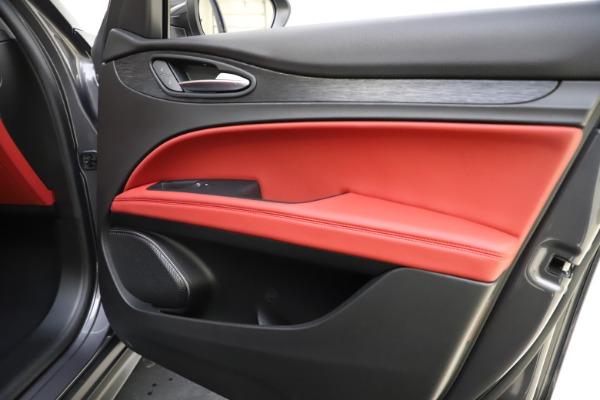 New 2021 Alfa Romeo Stelvio Q4 for sale $48,050 at Maserati of Westport in Westport CT 06880 25