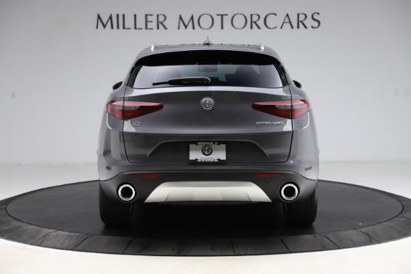 New 2021 Alfa Romeo Stelvio Q4 for sale $48,050 at Maserati of Westport in Westport CT 06880 6