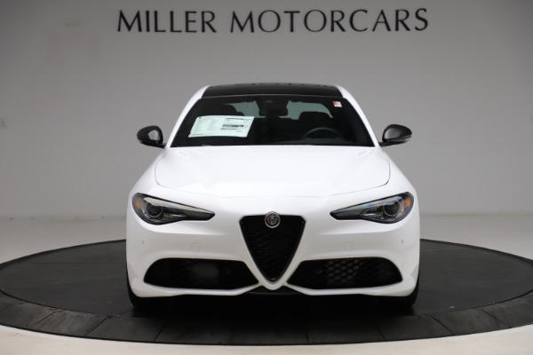 New 2021 Alfa Romeo Giulia Ti Sport for sale $52,940 at Maserati of Westport in Westport CT 06880 12