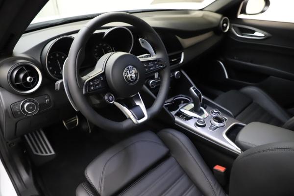 New 2021 Alfa Romeo Giulia Ti Sport for sale $52,940 at Maserati of Westport in Westport CT 06880 13