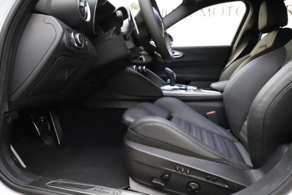 New 2021 Alfa Romeo Giulia Ti Sport for sale $52,940 at Maserati of Westport in Westport CT 06880 14