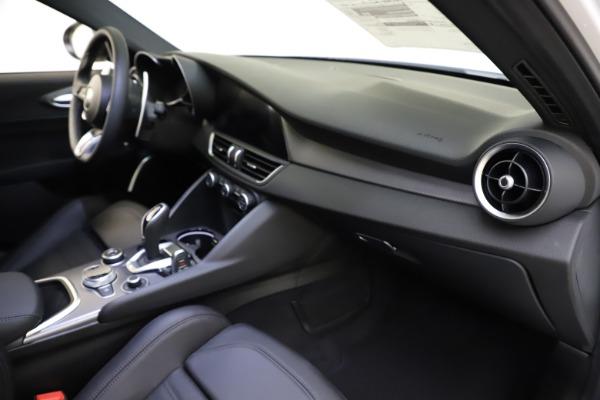 New 2021 Alfa Romeo Giulia Ti Sport for sale $52,940 at Maserati of Westport in Westport CT 06880 22