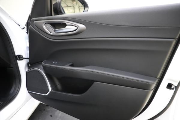 New 2021 Alfa Romeo Giulia Ti Sport for sale $52,940 at Maserati of Westport in Westport CT 06880 25