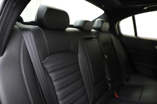 New 2021 Alfa Romeo Giulia Ti Sport for sale $52,940 at Maserati of Westport in Westport CT 06880 26