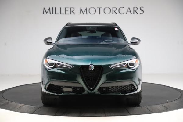 New 2021 Alfa Romeo Stelvio Ti Sport Q4 for sale $56,450 at Maserati of Westport in Westport CT 06880 12
