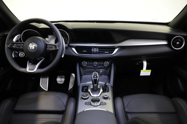 New 2021 Alfa Romeo Stelvio Ti Sport Q4 for sale $56,450 at Maserati of Westport in Westport CT 06880 16
