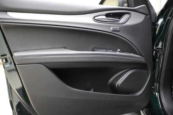 New 2021 Alfa Romeo Stelvio Ti Sport Q4 for sale $56,450 at Maserati of Westport in Westport CT 06880 17