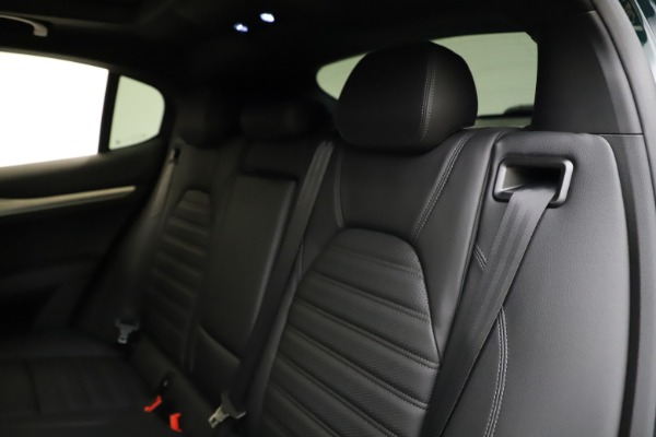 New 2021 Alfa Romeo Stelvio Ti Sport Q4 for sale $56,450 at Maserati of Westport in Westport CT 06880 18