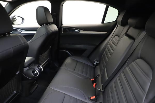 New 2021 Alfa Romeo Stelvio Ti Sport Q4 for sale $56,450 at Maserati of Westport in Westport CT 06880 19